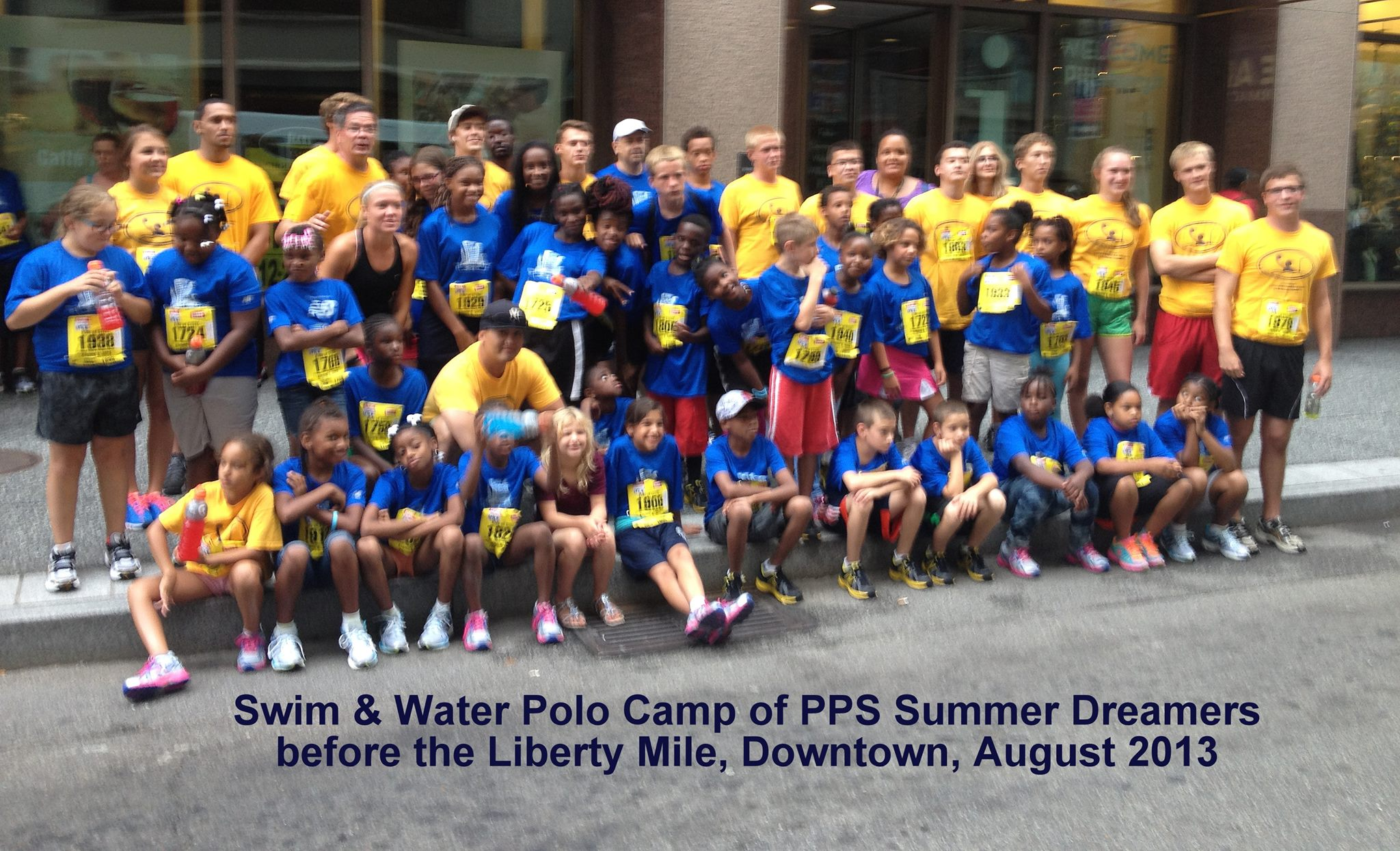 Summer Dreamers at Liberty Mile