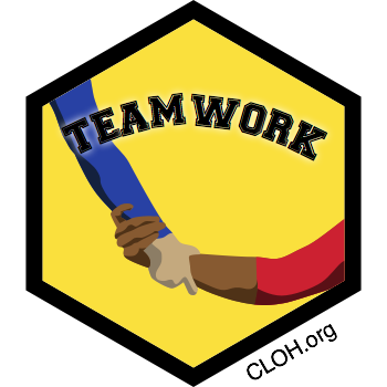 Teamwork Badge