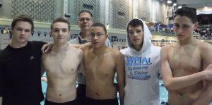 David, Sead, Mark, Noah, Zack, E.