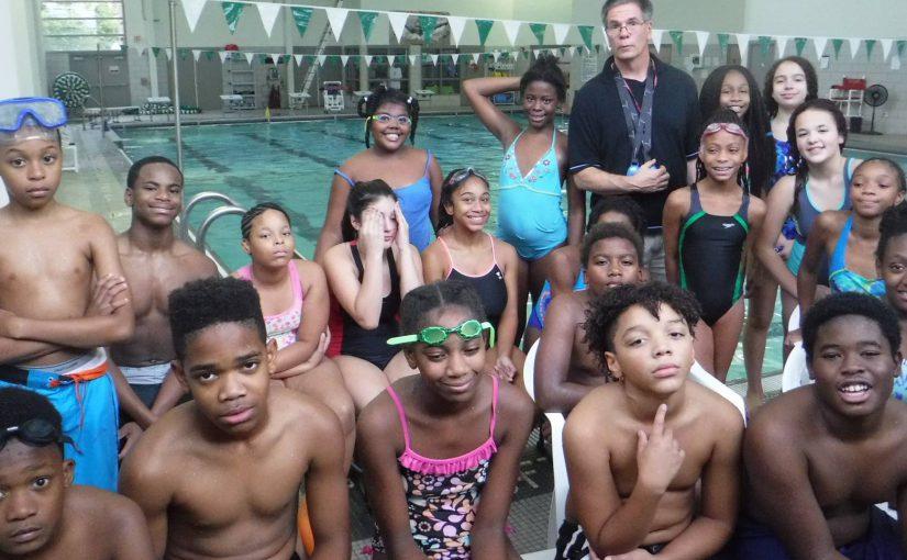Obama Swim & Water Polo
