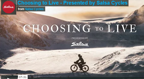 Video title, Choosing to live