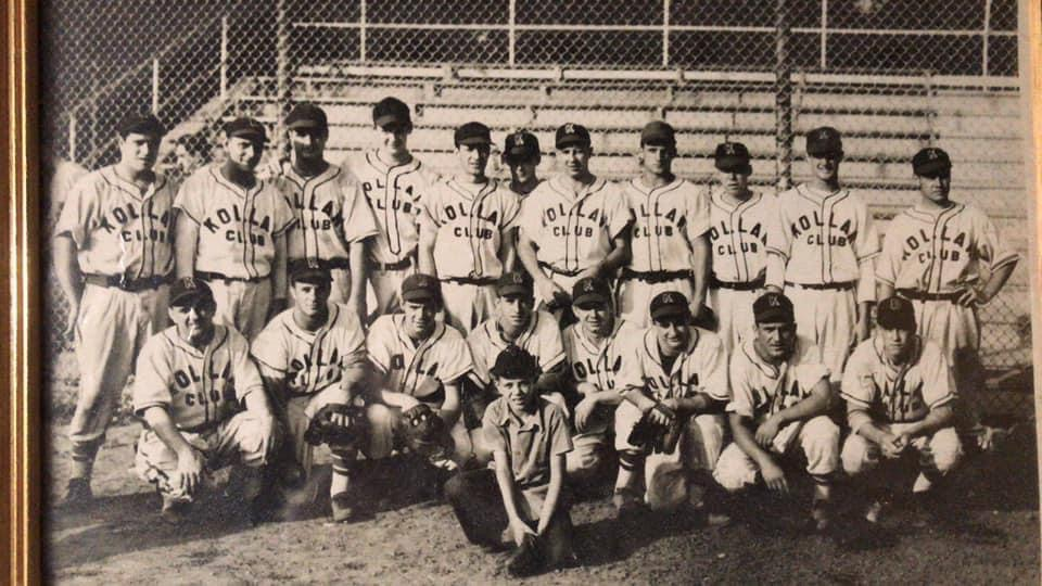 Baseball team from the South Side.